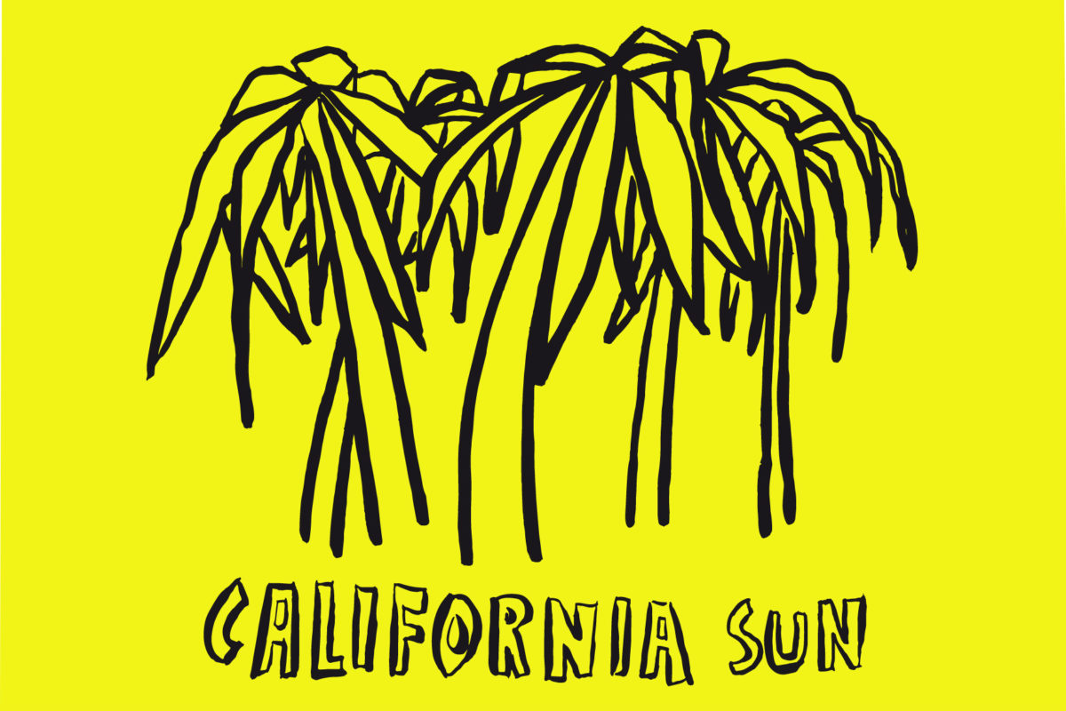 California Sun Webinvitation