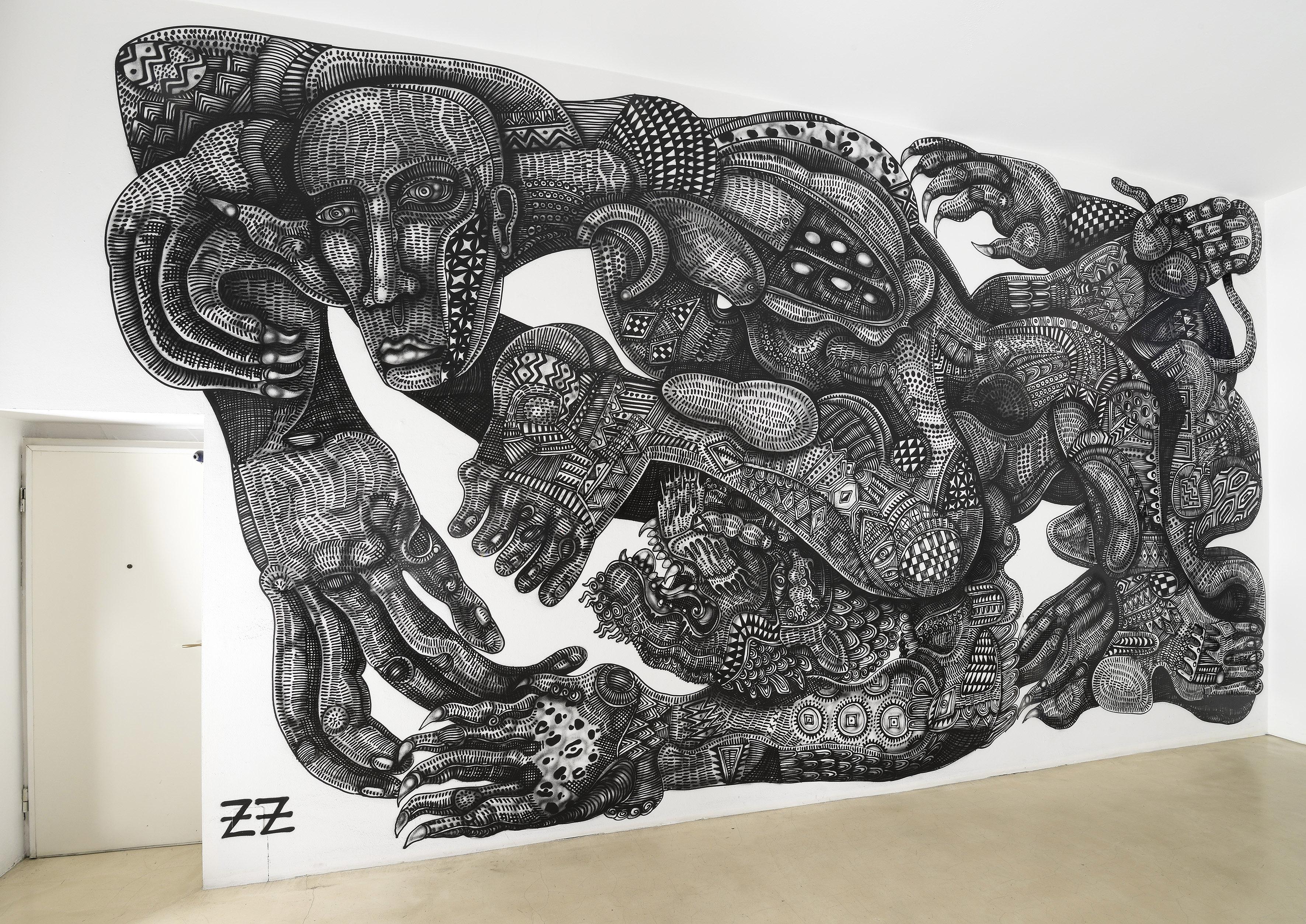Zio Ziegler – Et in Arte Ego