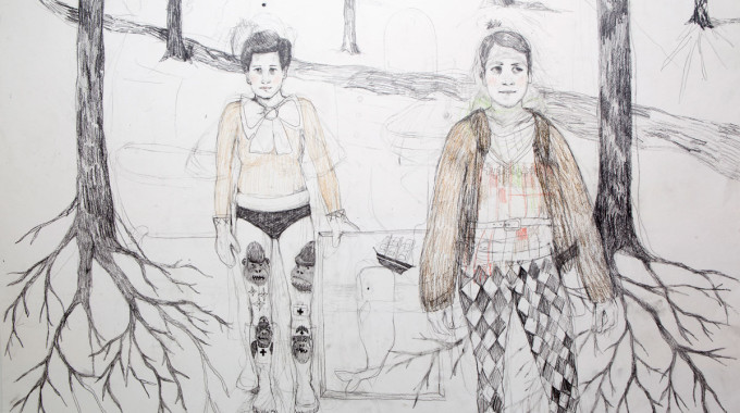 Little Circus: Erika Nordqvist – Monkey Riders