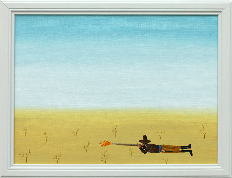 richard-johansson-der-freischu%c2%a6etz-2016-oil-on-panel-17×23-cm-framed-26×20-cm