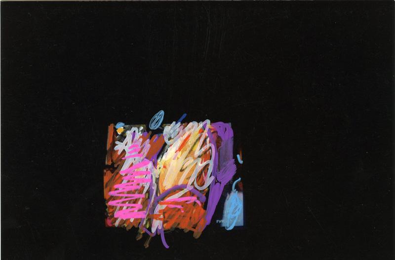 Mario Schifano, #44, foto ritoccate, 10×15 cm