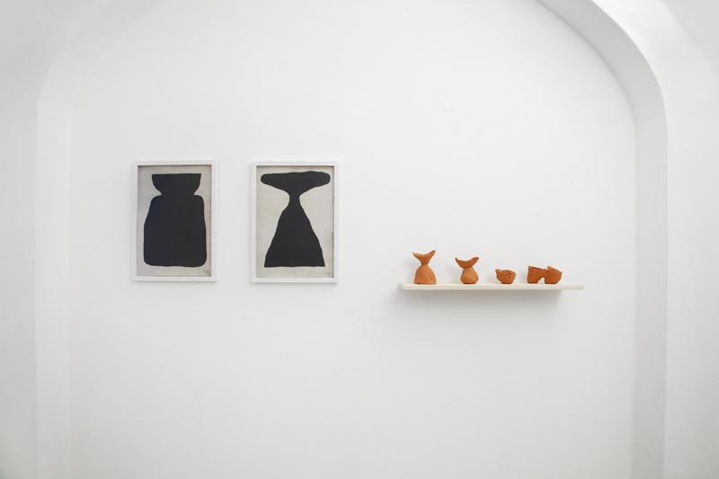 108, installazione, Figurazioni oniriche