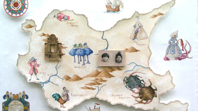 Little Circus: Vanni Cuoghi – Back To Saxemberg Island
