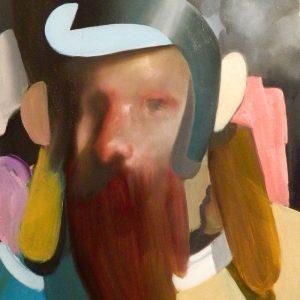 Giuliano Sale, Untitled (saint Sailor) 2, 2016, Oil On Canvas, 30×40 Cm