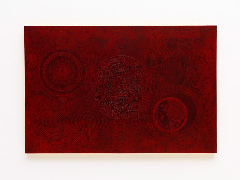 Luigi Carboni, Giallo Santo, 2011, Acrilico E Olio Su Tela, 100x150 Cm