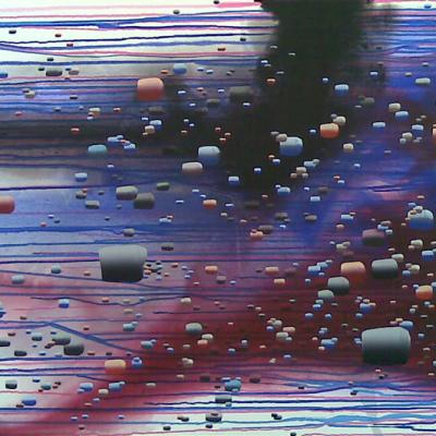 Pastorello, Senza Titolo, 2011, Acrylic On Canvas, 80x120 Cm