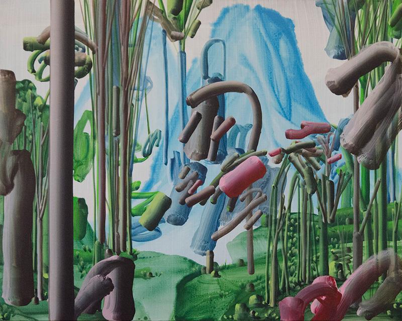 Pastorello, Senza Titolo, 2013, 40×50