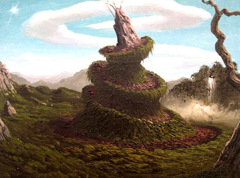 Fulvio-Di-Piazza,-Superland,-2009,-olio-su-tavola,-15x20cm