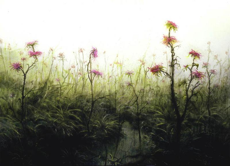 Francesco De Grandi, La Danza, 2008, Oil On Canvas, 250×180 Cm