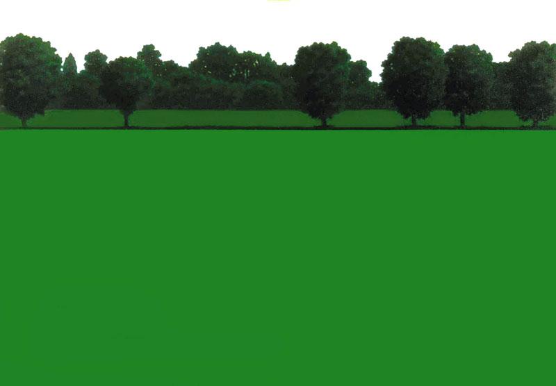 Valentina D'Amaro, Senza titolo,M7g, 2006, oil on canvas, cm90x130