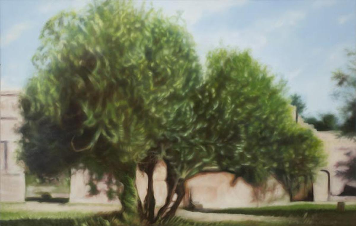 Iski Kocsis Tibor, Surface, 2005, Olio Su Tela, 145×220 Cm