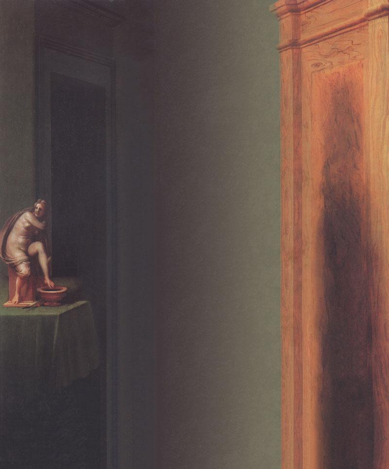 Sergia Avveduti, La sparizione dell'acqua, 2002, lambda print, 30x22 cm