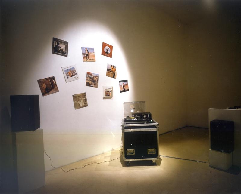 Lorenzo Scotto Di Luzio Interpreta Luigi Tenco, 2002, Fly Case, Impianto Stereo E Copertine Con Disco