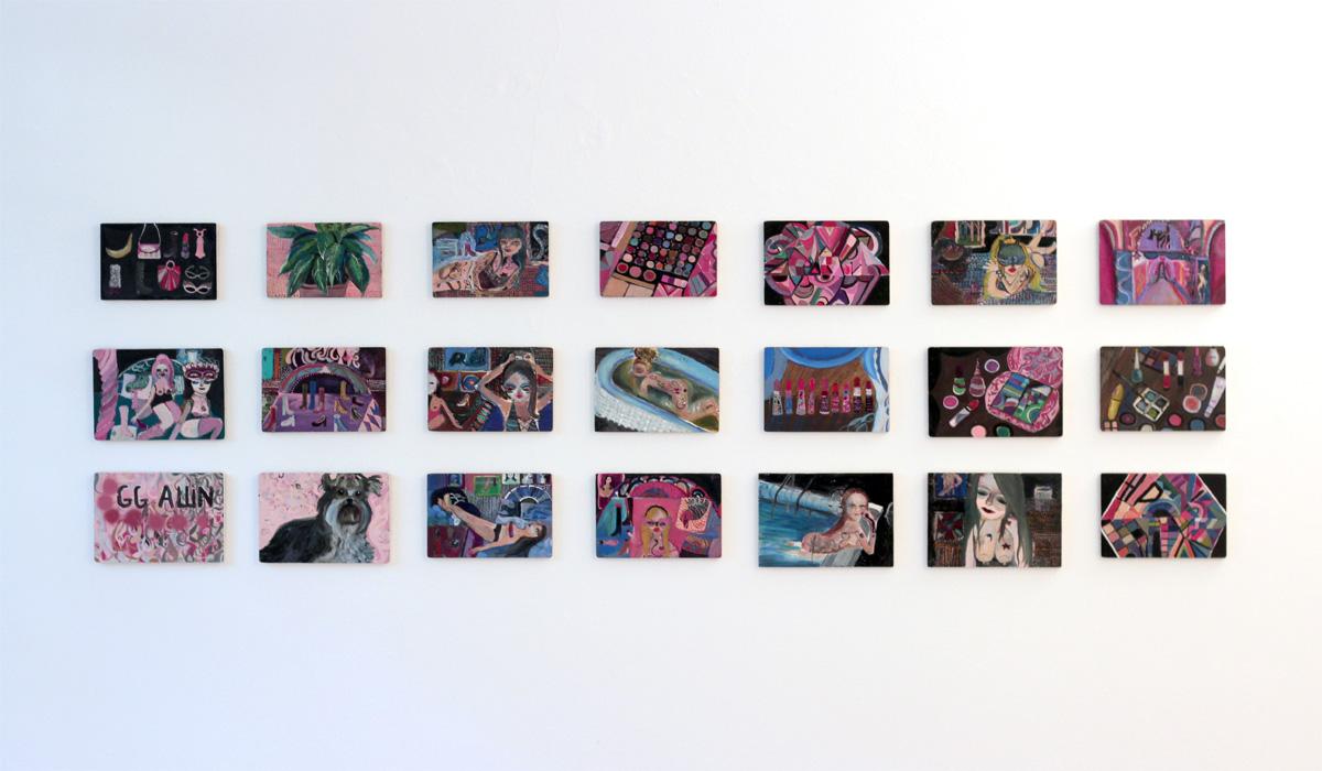 Silvia Argiolas – Installation View