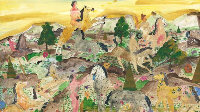 Little Circus: Andrea Heimer – Sisterhood