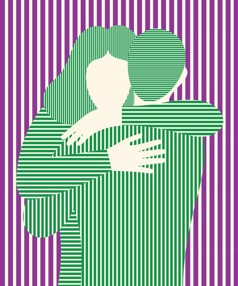 Olimpia Zagnoli, Them, 2019, limited edition of 8 giclee prints on Somerset Velvet,  60×50 cm