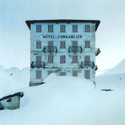 Thomas Flechtner, Passes 13, Furka 1998, C Print, 125×100 Cm
