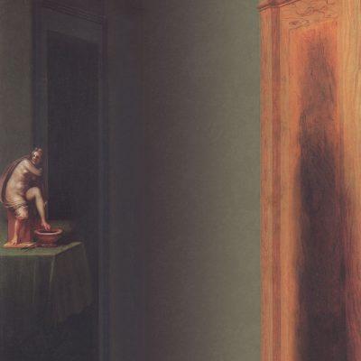 La Sparizione Dell'acqua, 2002, Lambda Print, 30×22 Cm