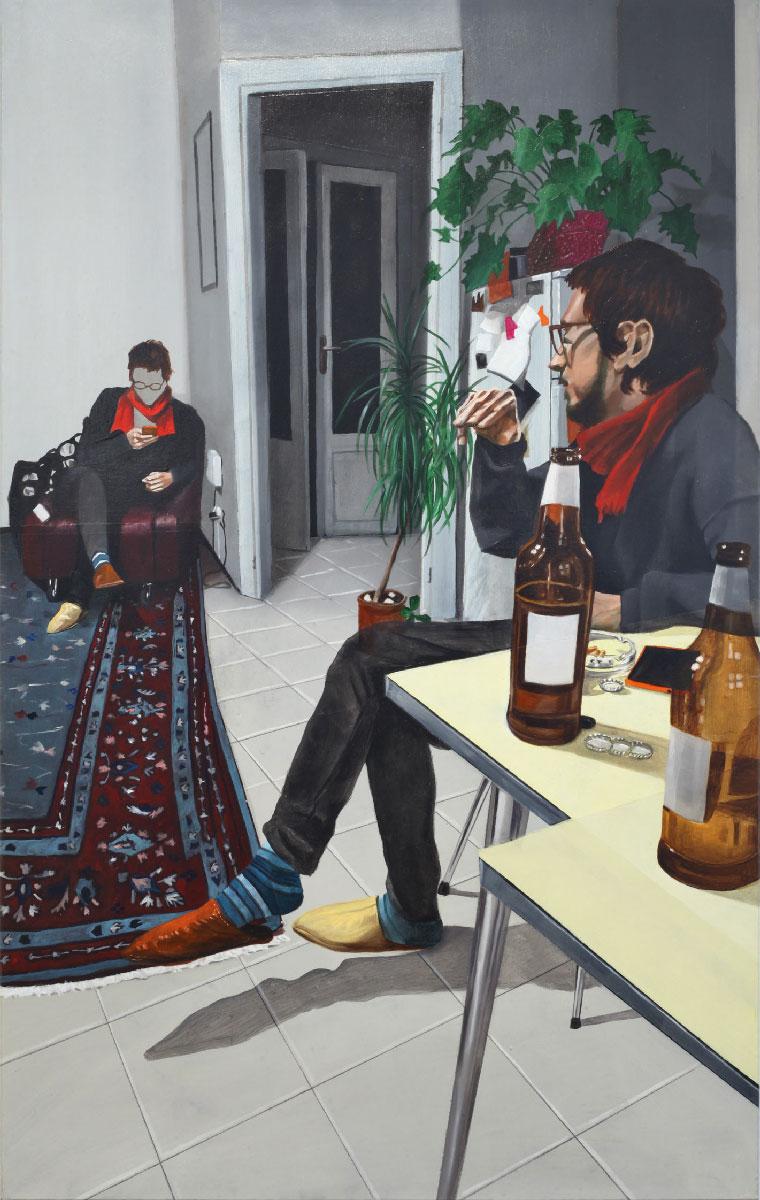 Dario-Maglionico,-Reificazione-#35,-oil-on-canvas,-80-x-50-cm,-2017