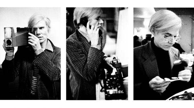 Oliviero Toscani – Photographs Of Andy Warhol